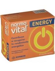 NORMOVITAL ENERGY BEBIBLES 20 AMPOLLAS