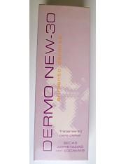 Dermo new-30 pele seca leite rachado com escamas 250 ml valefarma