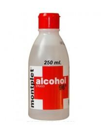 MONPLET ALCOHOL 96º 250 ML