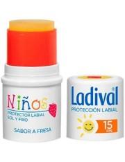 LADIVAL NIÑOS PROTECTOR LABIAL FPS 15 4 G