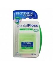Elgydium clinic fio dental com fluor 35 metrs