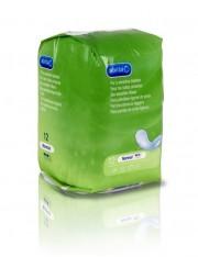 Alvita absorvente fralda incontinência urinária normal 12 unidades