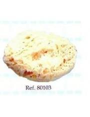 esponja marinha branco médio nº60 gobert