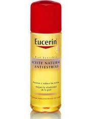 Eucerin óleo antiestrias pele sensível 125 ml