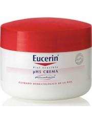 Eucerin creme jar para a pele sensível ph-5 75 ml