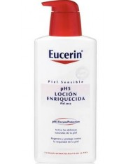 Eucerin pele sensível loção enriquecido 200 ml