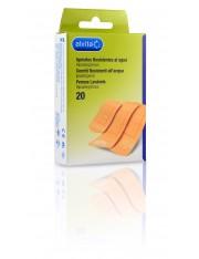 Alvita curativo adesivo resistente a água 20 unidades
