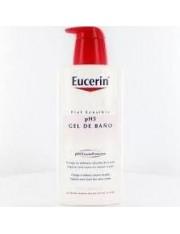 Eucerin pele sensível ph-5 gel de banho 400 ml