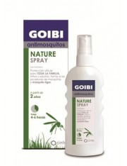 Goibi antimosquitos natureza, spray repelente para uso humano 100 ml cinfa
