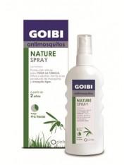 Goibi antimosquitos natureza, spray repelente para uso humano 100 ml cinfa