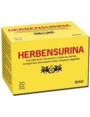 Herbensurina ca 20 envelopes infusões