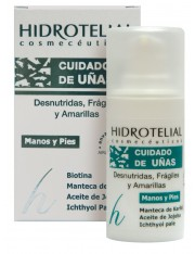 Hidrotelial cuidados com as unhas airless 15 ml