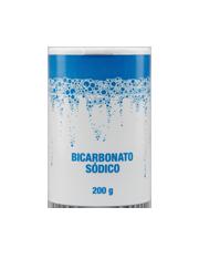 Interapothek bicarbonato de sódio 200 gr.