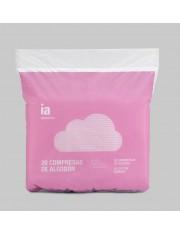 Interapothek almofadas de algodão 20 unidades