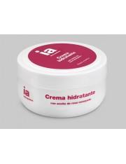Interapothek creme hidratante óleo de rosa mosqueta 200 ml