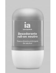 Interapothek desodorante neutro sem álcool 50 ml
