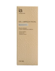 Interapothek gel limpeza facial peles gordurosas 150 ml