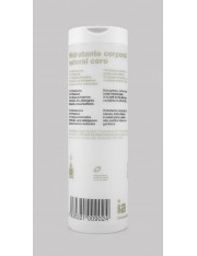 Interapothek hidratante natural zero 400 ml