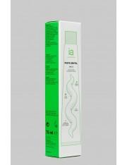 Interapothek creme dental, mentolado, para prevenir a cárie dentária 75 ml
