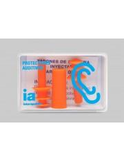 Interapothek silicone injetado tampões de ouvido (adultos) 2 unidades