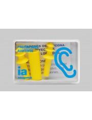 Interapothek silicone injetado tampões de ouvido (crianças) 2 unidades