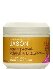 Jason creme para o rosto A vitamina E 25000 ui 113 g