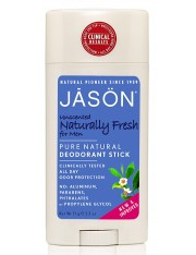 Jason desodorante naturally fresh homem stick 71 g