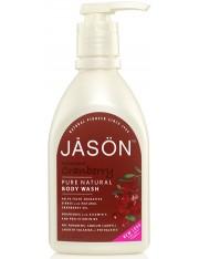 Jason gel de banho cranberry vermelho 900 ml