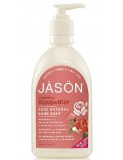 Jason gel de mão água de rosas 473 ml