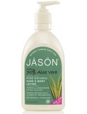 Jason loção para o corpo aloe vera 70% 454 g