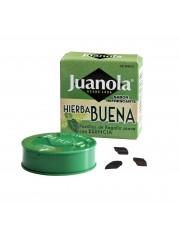 Juanola comprimidos de hortelã-pimenta 5.4 g