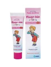 Kin fluor anticárie creme dental morango fresco 75 ml