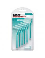 Lacer escova interdental superfino angular 6 unidades