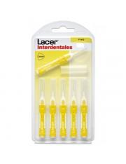 Lacer escova interdental fina, linear 6 unidades
