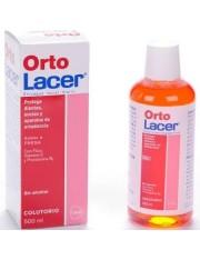 Lacer ortolacer colutorio morango 500 ml