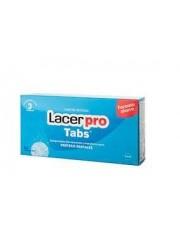 Lacer protabs limpeza comprimidos, próteses dentárias 64 comprimidos