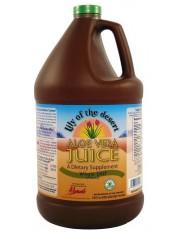 Lily of the desert suco de aloe vera 99.7% bêbado 3.78 l