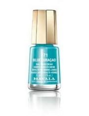 Mavala esmalte de unhas blue curaçao cor 171 de 5 ml