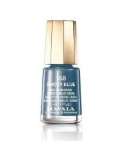 Mavala esmalte de unhas smoky cor azul 158 de 5 ml