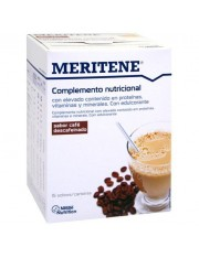 Meritene café descafeínado 15 envelopes