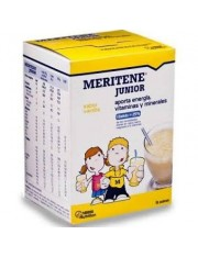 Meritene junior 30 g 15 envelopes de baunilha