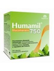 Aquilea humamil 750 mg 100 capsulas