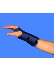 proteção para a mão ottec ferula esquerda tamanho-M mq-501