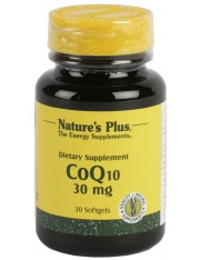 Nature´s plus coq10 30 mg 30 perólas