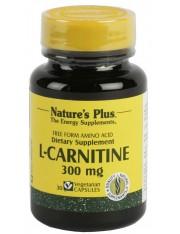 Nature´s plus l-carnitina 300 mg 30 capsulas