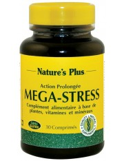 Nature´s plus mega-stress 30 comprimidos