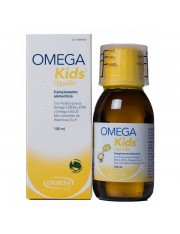 Omega kids liquido crianças líquidos mais de 5 anos 100 ml