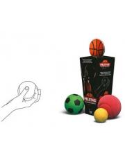 bolas para reabilitação da mão r-7000 3 unidades