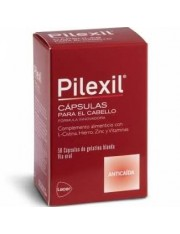 Pilexil anti-queda suplemento nutricional para el cabelo 50 capsulas