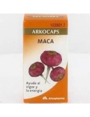 Arkopharma maca arkocapsulas 225 mg 45 capsulas
